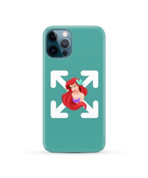 Cute Ariel The Little Mermaid Disney for Stylish iPhone 12 Pro Case