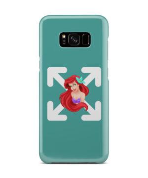 Cute Ariel The Little Mermaid Disney for Unique Samsung Galaxy S8 Plus Case Cover