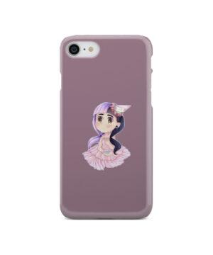 Cute Melanie Martinez Chibi for Amazing iPhone SE 2020 Case Cover