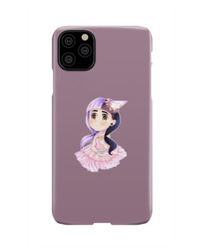 Cute Melanie Martinez Chibi for Best iPhone 11 Pro Max Case