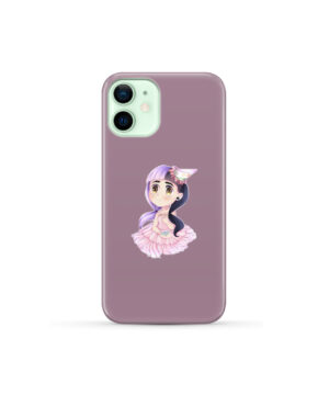Cute Melanie Martinez Chibi for Best iPhone 12 Mini Case