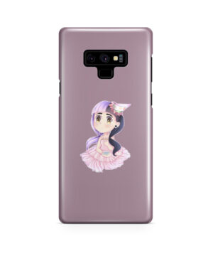Cute Melanie Martinez Chibi for Cool Samsung Galaxy Note 9 Case Cover