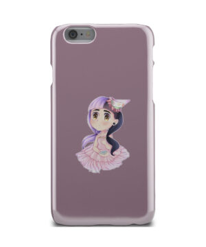 Cute Melanie Martinez Chibi for Custom iPhone 6 Case Cover
