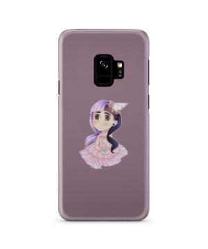 Cute Melanie Martinez Chibi for Custom Samsung Galaxy S9 Case