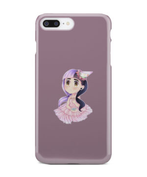 Cute Melanie Martinez Chibi for Customized iPhone 7 Plus Case Cover