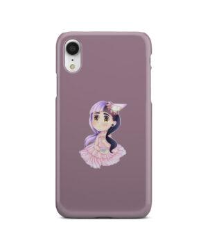 Cute Melanie Martinez Chibi for Newest iPhone XR Case Cover