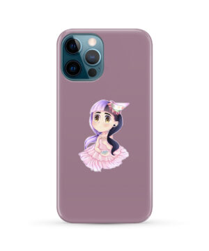 Cute Melanie Martinez Chibi for Nice iPhone 12 Pro Max Case