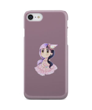 Cute Melanie Martinez Chibi for Personalised iPhone 7 Case