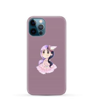 Cute Melanie Martinez Chibi for Premium iPhone 12 Pro Case