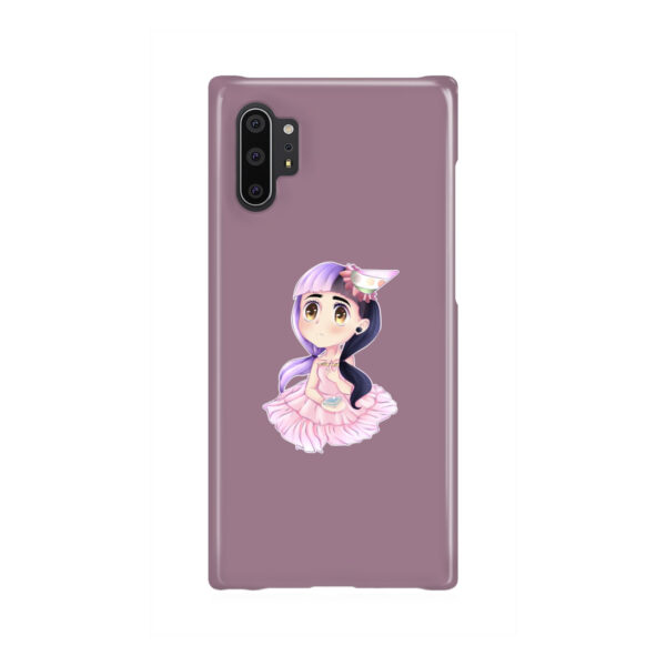 Cute Melanie Martinez Chibi for Premium Samsung Galaxy Note 10 Plus Case
