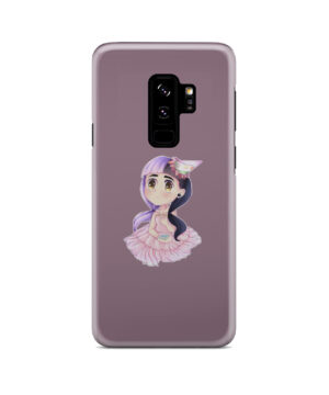 Cute Melanie Martinez Chibi for Stylish Samsung Galaxy S9 Plus Case Cover