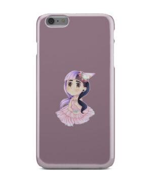Cute Melanie Martinez Chibi for Trendy iPhone 6 Plus Case Cover