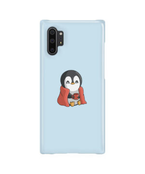 Cute Penguin Cartoon for Personalised Samsung Galaxy Note 10 Plus Case Cover