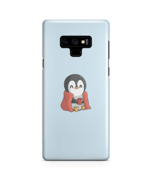 Cute Penguin Cartoon for Stylish Samsung Galaxy Note 9 Case Cover