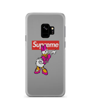 Daisy Duck Gangster for Amazing Samsung Galaxy S9 Case Cover