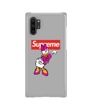 Daisy Duck Gangster for Best Samsung Galaxy Note 10 Plus Case