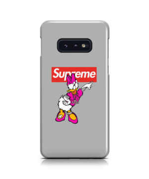 Daisy Duck Gangster for Best Samsung Galaxy S10e Case Cover