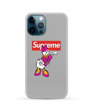 Daisy Duck Gangster for Nice iPhone 12 Pro Max Case Cover