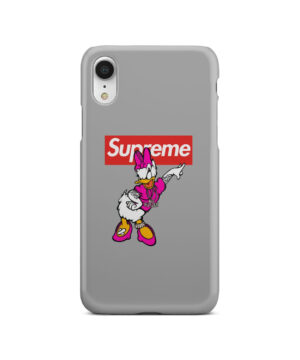 Daisy Duck Gangster for Nice iPhone XR Case Cover