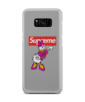 Daisy Duck Gangster for Nice Samsung Galaxy S8 Plus Case