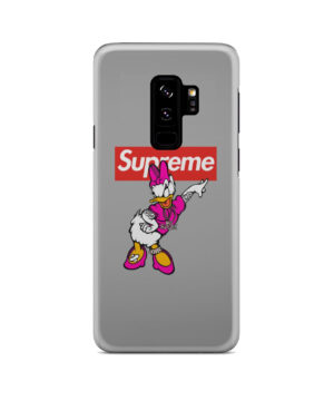 Daisy Duck Gangster for Nice Samsung Galaxy S9 Plus Case Cover