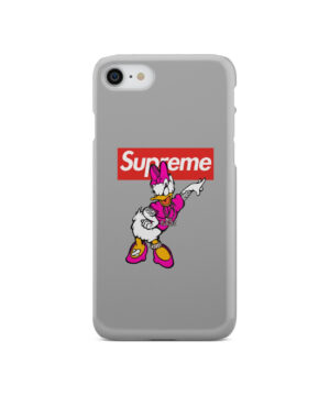 Daisy Duck Gangster for Unique iPhone SE 2020 Case Cover