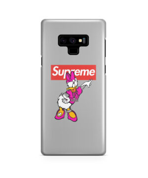 Daisy Duck Gangster for Unique Samsung Galaxy Note 9 Case