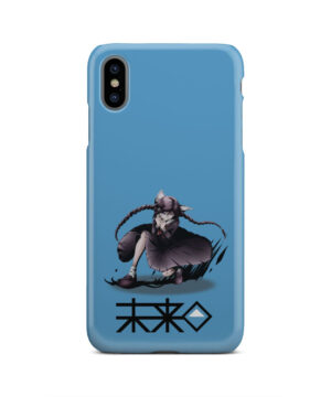 Danganronpa Genocider Syo for Best iPhone XS Max Case Cover