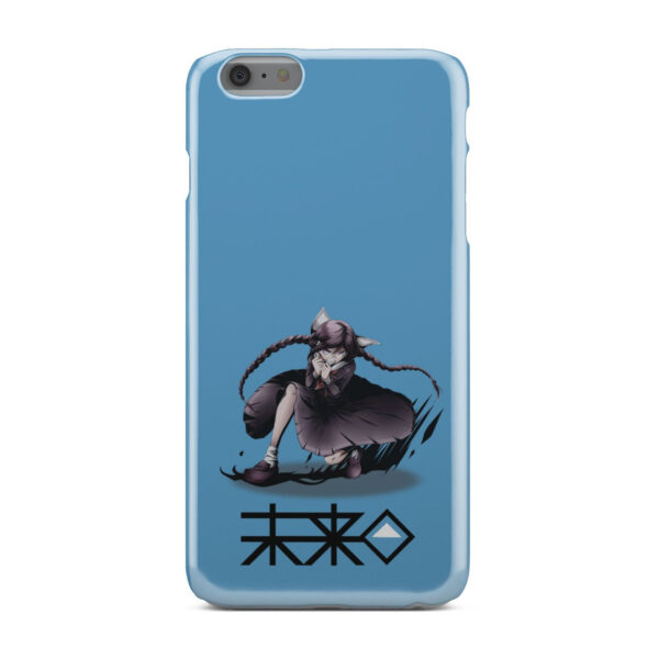 Danganronpa Genocider Syo for Customized iPhone 6 Plus Case