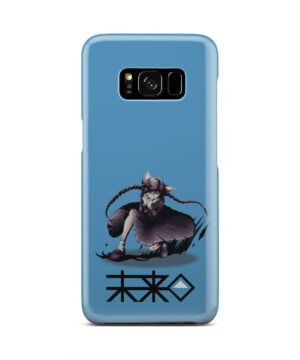 Danganronpa Genocider Syo for Customized Samsung Galaxy S8 Case Cover