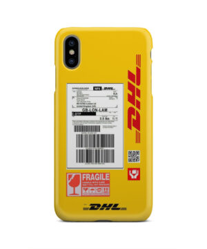 DHL WPX for Amazing iPhone XS Max Case