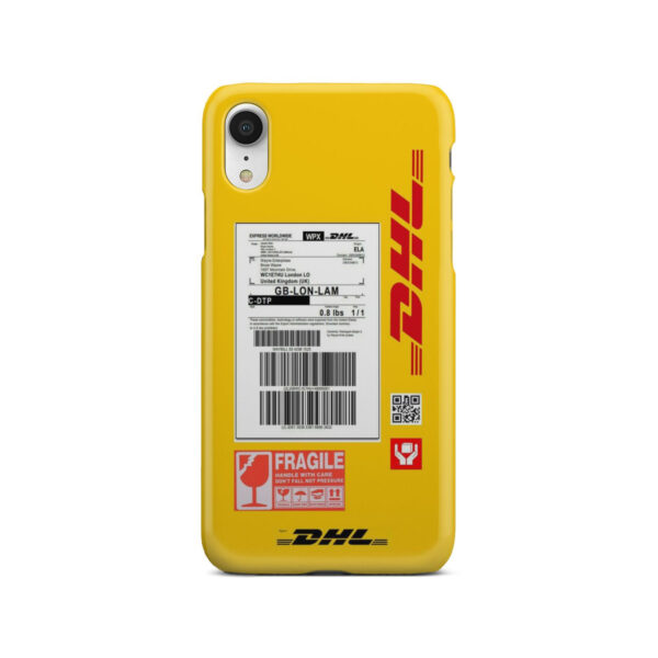 DHL WPX for Beautiful iPhone XR Case