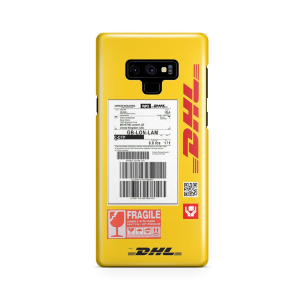 DHL WPX for Cool Samsung Galaxy Note 9 Case Cover
