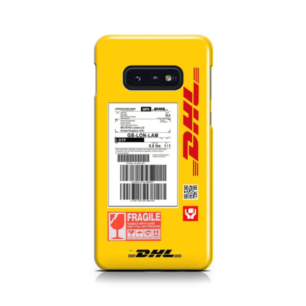DHL WPX for Cool Samsung Galaxy S10e Case Cover