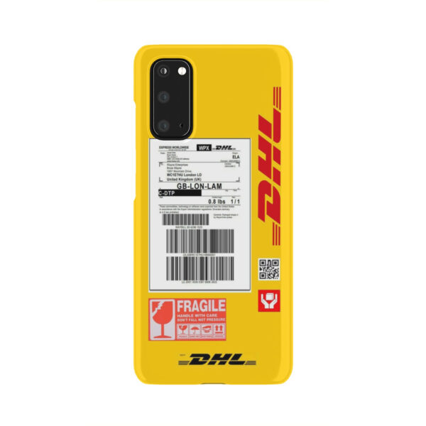 DHL WPX for Cool Samsung Galaxy S20 Case Cover