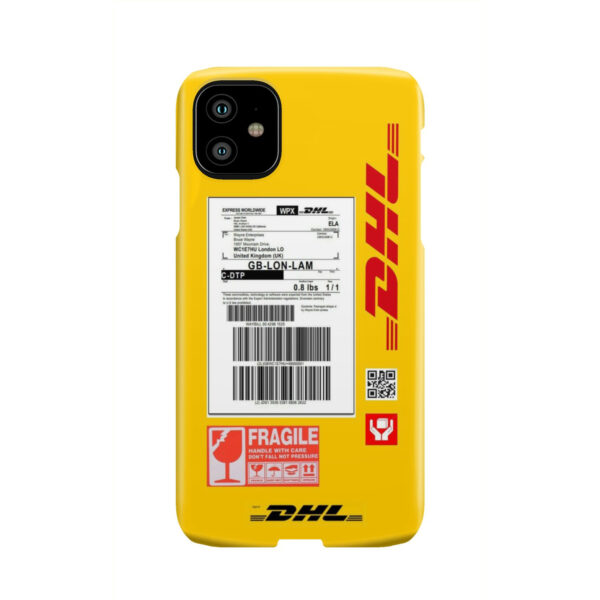 DHL WPX for Newest iPhone 11 Case Cover