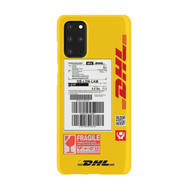 DHL WPX for Newest Samsung Galaxy S20 Plus Case Cover