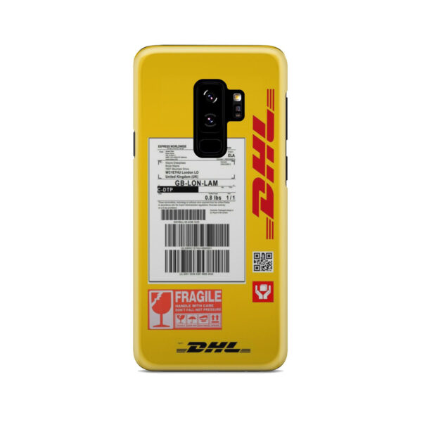 DHL WPX for Nice Samsung Galaxy S9 Plus Case Cover