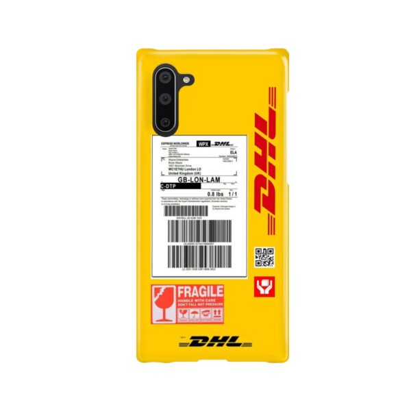 DHL WPX for Simple Samsung Galaxy Note 10 Case Cover