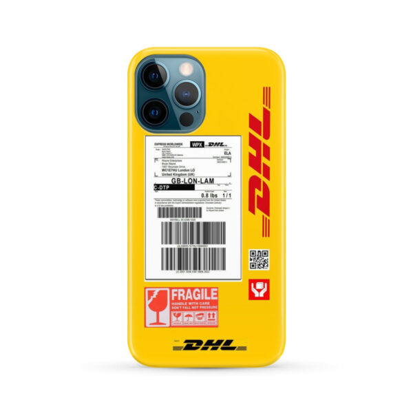 DHL WPX for Stylish iPhone 12 Pro Max Case