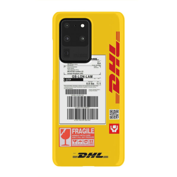 DHL WPX for Stylish Samsung Galaxy S20 Ultra Case