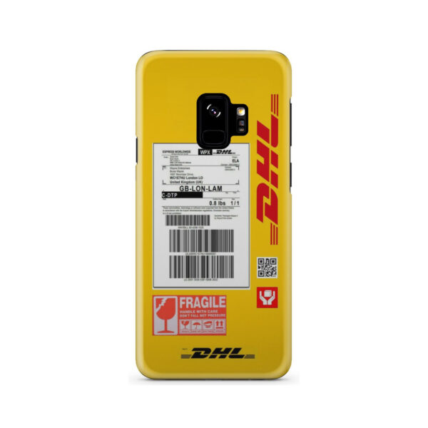 DHL WPX for Stylish Samsung Galaxy S9 Case Cover