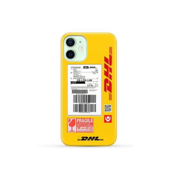 DHL WPX for Unique iPhone 12 Mini Case