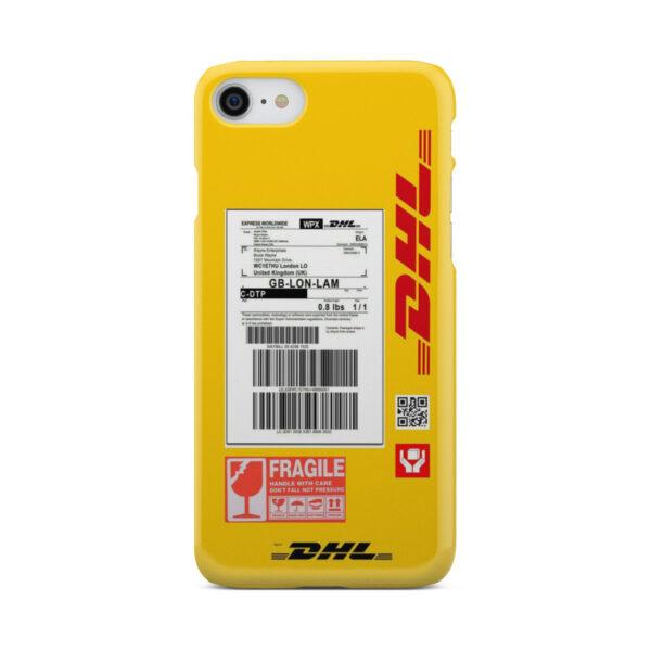DHL WPX for Unique iPhone 8 Case