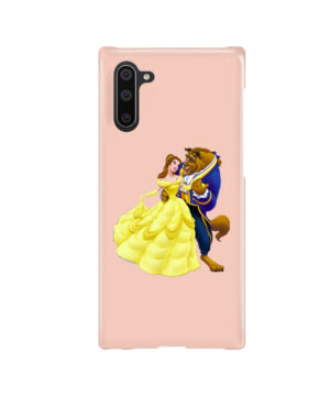 Disney Beauty and The Beast for Amazing Samsung Galaxy Note 10 Case Cover