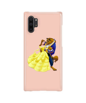 Disney Beauty and The Beast for Amazing Samsung Galaxy Note 10 Plus Case Cover