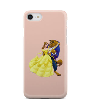 Disney Beauty and The Beast for Custom iPhone 7 Case