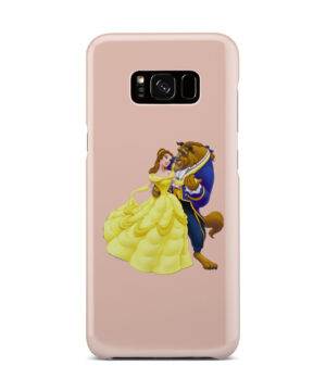 Disney Beauty and The Beast for Customized Samsung Galaxy S8 Plus Case Cover