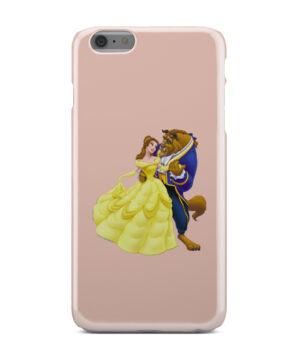 Disney Beauty and The Beast for Cute iPhone 6 Plus Case