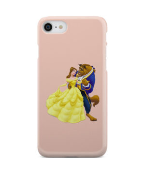 Disney Beauty and The Beast for Cute iPhone 8 Case Cover